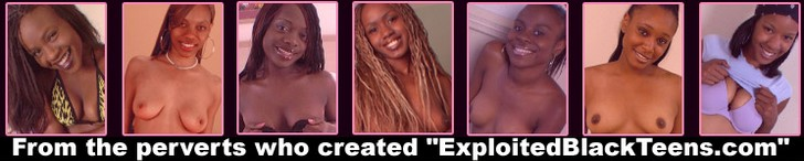 Young black babes in porn castings