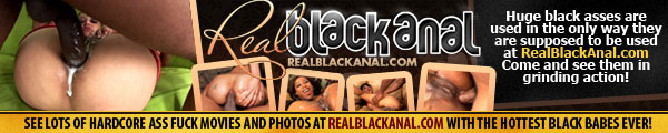 real black anal porn